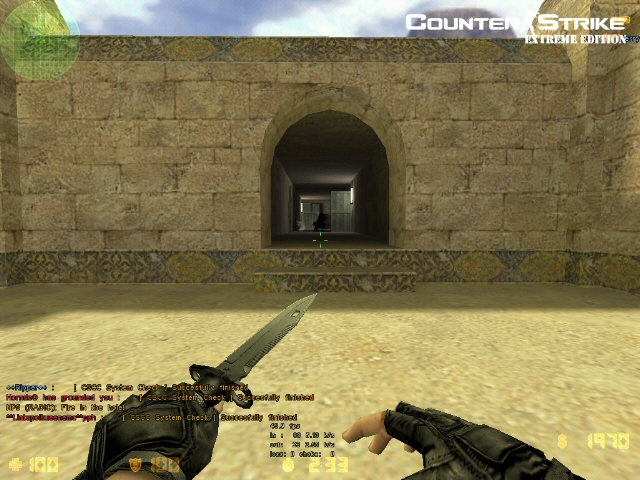 Counter - Strike Xtreme V5 (2011/ENG)